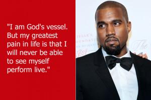 Dumb Celebrity Quotes – Kanye West