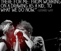 Mikey Way Quotes Tumblr...