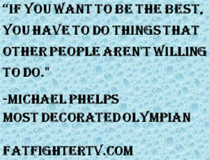 Tags: Michael Phelps , motivational quotes