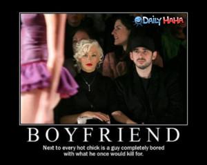 boyfriends get bored quickly