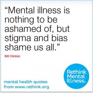 Mental Illness Awareness Quotes