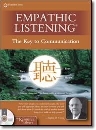 Empathetic Listening – DVD