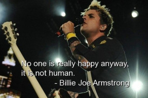 Billie joe armstrong, quotes, sayings, famous, musicians, happy