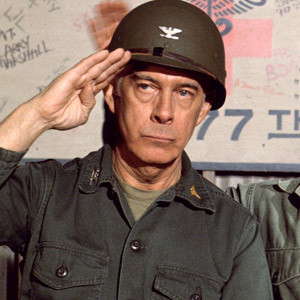 Harry Morgan, the Emmy-winning actor best known for playing the ...