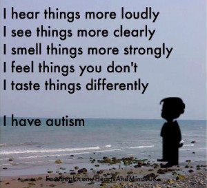 Autism Quotes: Seeing the World Differently