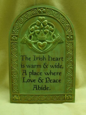 The Irish heart