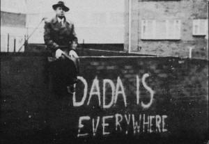 Vintage street art :)