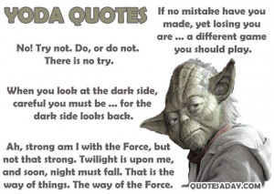 yoda quotes: Famous Quotes, Cheesy Quotes, Amazing Quotes, Yoda Quotes ...