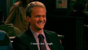 Quotes , How I met your mother Picture Quotes , Laugh Picture Quotes ...