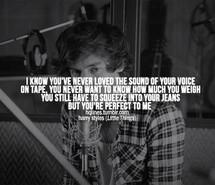 Harry's solo Little Things