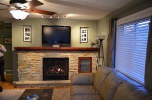 Fireplace with Entertainment Center Designs