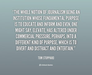Journalism Quotes