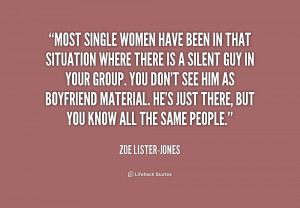Single Women Quotes Preview quote