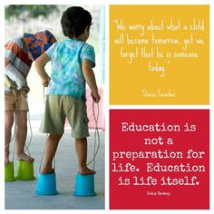 educ quotat, bucket, early childhood education, early childhood quotes ...