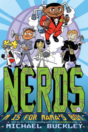 """Start by marking """"M Is for Mama's Boy (NERDS, #2)"""" as Want to Read ..."""