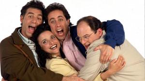 ... Louis-Dreyfus as Elaine Benes, Jerry Seinfeld as Jerry Seinfeld