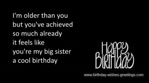 anniversary poems for sister from brother