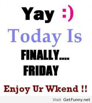 Enjoy your weekend friends...:)