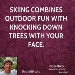 Dave Barry Sports Quotes