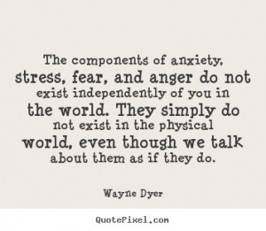 quotes about fear and anxiety