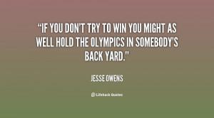 Jesse Owens Quotes