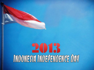Indonesia Independence Day 2013 (Foto, Wallpapers)