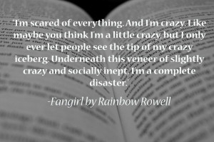 Fangirl-Rainbow Rowell Rainbow Rowell spoke at my college graduation ...