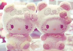 kawaii hello kitty toys~~~, kawaii hello kitty~