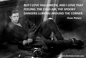 Evan Peters born January 20 1987 is an American actor He is best