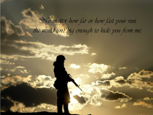 Download Soldiers Quotes Wallpaper 1152x864 | Wallpoper #