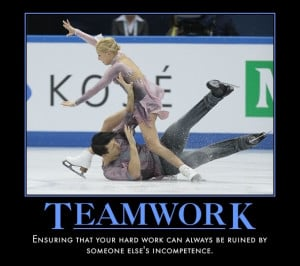 teamwork tags demotivational teamwork