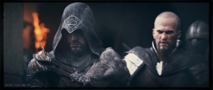 Ezio Altair Assassin Creed