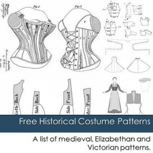 -historical-costume-patterns.html Historical Pattern, Free Historical ...