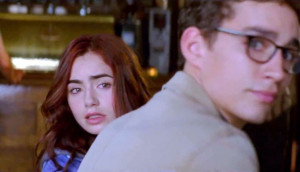 Lily Collins in The Mortal Instruments: City of Bones Movie Image #5