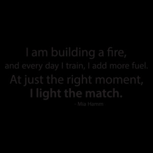 Am Building A Fire Wall Quotes™ Decal