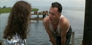 quotes about life by forrest gump movie make custom quote image