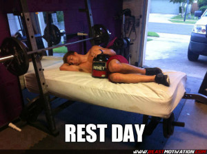 Rest Day!