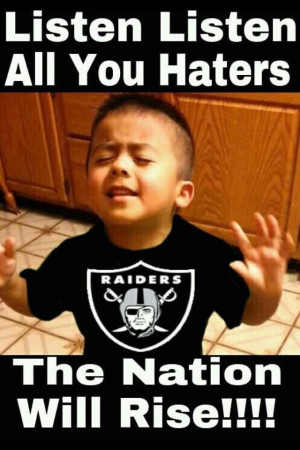 Funnies, Oakland Raiders Funny, Raiders Fans, Raiders Oakland, Raiders ...