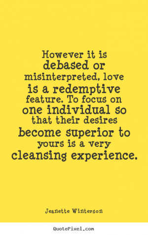 quotes about love by jeanette winterson make custom picture quote