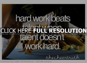 cheerleading quotes, inspiring, motivational, sayings, work