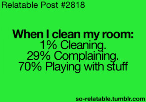 LOL funny quote quotes humor relate pie chart cleaning pie charts ...