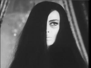 Barbara Steele in Nightmare Castle