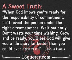 God will give you a life story quote
