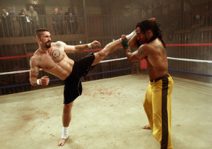 Scott Adkins: Serious Muscle Workout