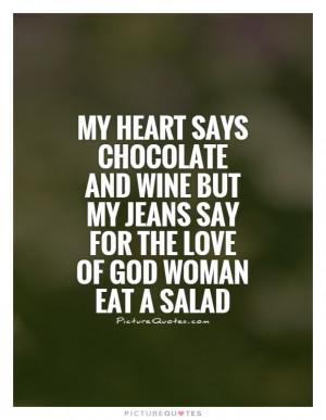 Salad Quotes