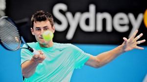 APIA International Sydney tennis centre Sydney Olympic Park.Bernard ...