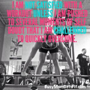 satisfied. #workout #challenge #dedication #hard #work #fitness #quote ...