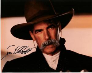 Sam Elliott in Tombstone (1993)