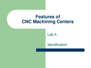 Cnc Machine Operator Resume Example