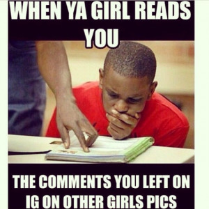 Lmfao .....how many fella s out there can relate to this